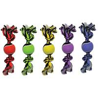 Multipet International Nuts for Knots 2-Knot Rope Assortment from Blain's Farm and Fleet