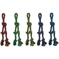 Multipet International Nuts For Knots Dangler Rope Tug Assortment from Blain's Farm and Fleet