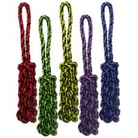 Multipet International Nuts For Knots Braided Stick Rope Tug Assortment from Blain's Farm and Fleet