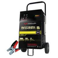 Schumacher 12V Manual Wheel Charger with Engine Start from Blain's Farm and Fleet