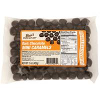 Blain's Farm & Fleet Dark Chocolate Mini Caramels from Blain's Farm and Fleet