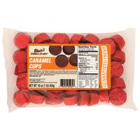 Blain's Farm & Fleet Wrapped Caramel Cups from Blain's Farm and Fleet