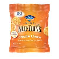Blue Diamond Cheddar Cheese Nut Thins from Blain's Farm and Fleet