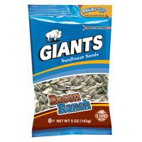 Giants Sunflower Seeds Bacon Ranch from Blain's Farm and Fleet