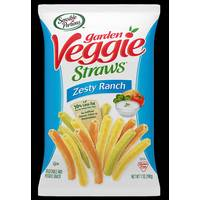Sensible Portions Ranch Veggie Straws from Blain's Farm and Fleet