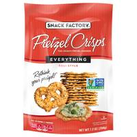 Snack Factory Everything Pretzel Crisps from Blain's Farm and Fleet
