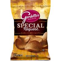 Gardetto's Special Request Roasted Garlic Rye Chips from Blain's Farm and Fleet