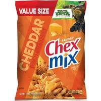 Chex Mix Cheddar Snack Mix from Blain's Farm and Fleet