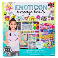 Just My Style Emoticon Message Beads from Blain's Farm and Fleet
