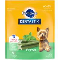 Pedigree Dentastix Triple Action Dog Treat from Blain's Farm and Fleet