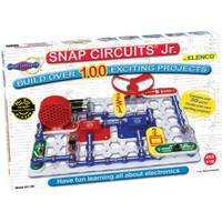 Snap Circuits Snap Circuits Jr. Electronics Discovery Kit from Blain's Farm and Fleet