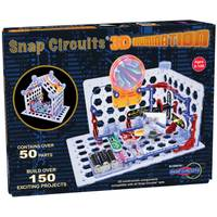 Snap Circuits Snap Circuits 3D Illumination Electronics Discovery Kit from Blain's Farm and Fleet