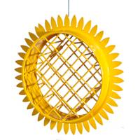 Woodlink Sunflower Hanging Suet Cake Bird Feeder from Blain's Farm and Fleet