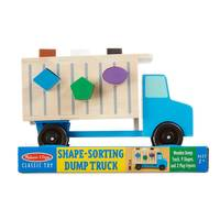 Melissa & Doug Dump Truck from Blain's Farm and Fleet