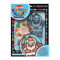 Melissa & Doug Santa Claus Stained Glass Made Easy from Blain's Farm and Fleet