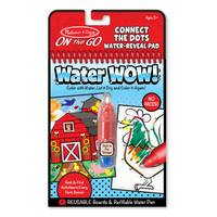 Melissa & Doug Water Wow Farm Connect the Dots Coloring Book from Blain's Farm and Fleet