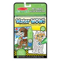 Melissa & Doug Water Wow Pet Mazes Coloring Book from Blain's Farm and Fleet