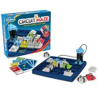 THINK FUN Circuit Maze Board Game from Blain's Farm and Fleet