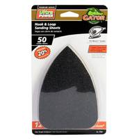 Gator Hook & Loop Detail Sandpaper Refills from Blain's Farm and Fleet