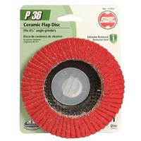 Shopsmith 36-Grit Premium Flap Disc Sandpaper from Blain's Farm and Fleet