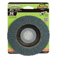 Gator 36 Grit Flap Disc from Blain's Farm and Fleet