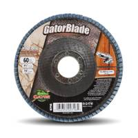 Gator 60 Grit Flap Disc from Blain's Farm and Fleet