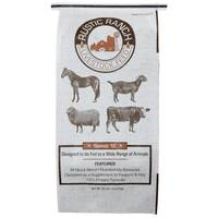 Rustic Ranch 50# Sweet 12 Livestock Feed from Blain's Farm and Fleet