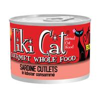 Tiki Cat Sardine Cutlets in Lobster Consomme Cat Food from Blain's Farm and Fleet