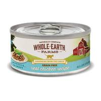 Whole Earth Farms 5 oz Grain Free Real Chicken in Gravy Recipe Cat Good from Blain's Farm and Fleet