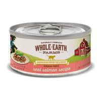 Whole Earth Farms 5 oz Grain Free Real Salmon & Gravy Recipe Cat Food from Blain's Farm and Fleet