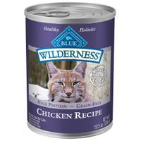 Blue Buffalo Wilderness Adult Chicken Flavored Cat Food from Blain's Farm and Fleet