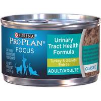 Purina Pro Plan Focus Urinary Tract Health Turkey & Giblets Entree Adult Wet Cat Food from Blain's Farm and Fleet