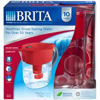 Brita Grand Water Filter Pitcher from Blain's Farm and Fleet