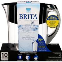 Brita 10-Cup Grand Water Filter Pitcher from Blain's Farm and Fleet