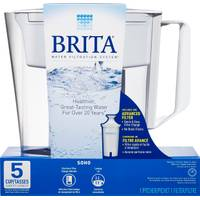 Brita Soho Water Filter Pitcher from Blain's Farm and Fleet