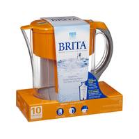 Brita 10-Cup Large-Capacity Pitcher from Blain's Farm and Fleet