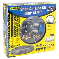 airTIGHT Grip Clip Shop Air Line Kit from Blain's Farm and Fleet