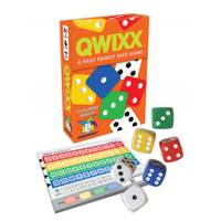 Gamewright Qwixx A Fast Family Dice Game from Blain's Farm and Fleet