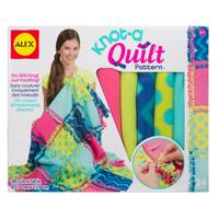 Alex Toys DIY Knot-A-Quilt Pattern from Blain's Farm and Fleet
