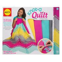 Alex Toys DIY Knot-A-Quilt Chevron from Blain's Farm and Fleet