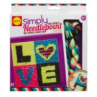 Alex Toys Simply Needlepoint - Love from Blain's Farm and Fleet