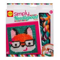 Alex Toys Simply Needlepoint - Fox from Blain's Farm and Fleet