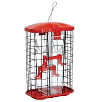 Squirrel-X Jumbo Squirrel Resistant Hopper Bird Feeder from Blain's Farm and Fleet