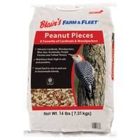 Blain's Farm & Fleet 16 lb Peanut Pieces for Birds from Blain's Farm and Fleet