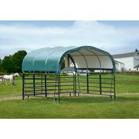 ShelterLogic 12' x 12' Corral Shelter from Blain's Farm and Fleet