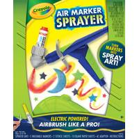 Crayola Air Marker Sprayer from Blain's Farm and Fleet