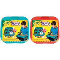 Crayola Create & Carry Portable Art Tools Kit Assortment from Blain's Farm and Fleet