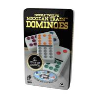 Cardinal Games Double 12 Color Dot Dominoes from Blain's Farm and Fleet