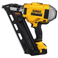 DEWALT 20V Max XR Lithium Ion Brushless Dual Speed Framing Nailer from Blain's Farm and Fleet