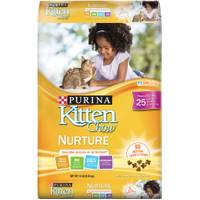 Purina Kitten Chow Nurturing Formula Dry Cat Food from Blain's Farm and Fleet